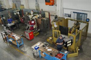 lavorazioni meccaniche di precisione Promek