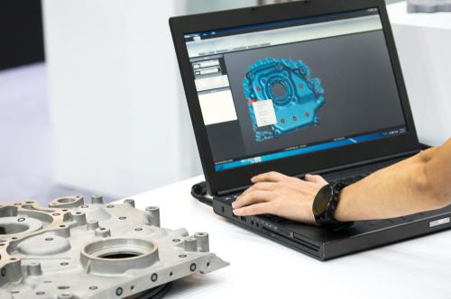 programmazione CAM con software 3D